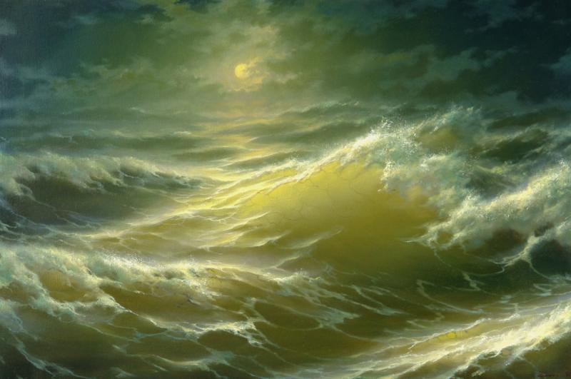Wasser gekonnt malen