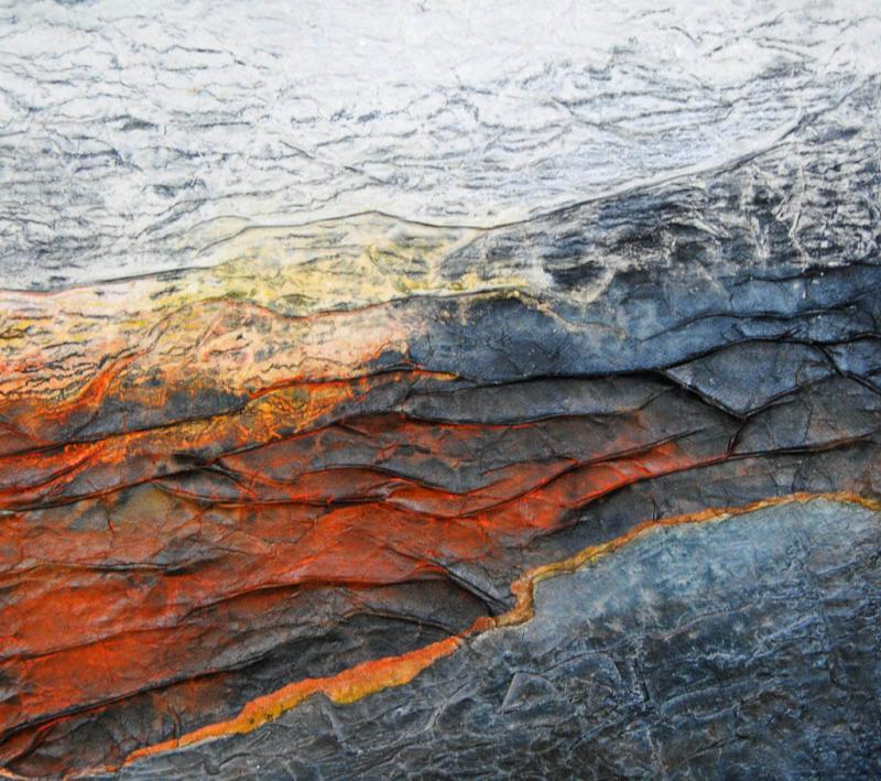 LAND(k)ART auf der Leinwand
