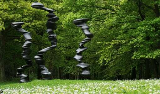 Schreibwerkstatt im Skulpturenpark: Kunst und Natur