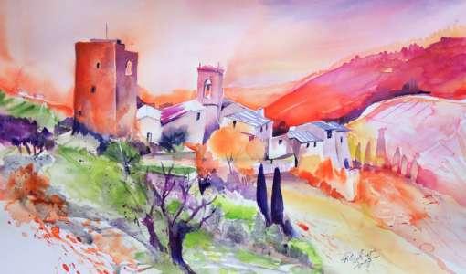 Sehnsucht Süden - Mediterrane Motive