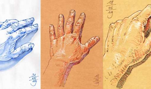 Aller-Hand! Endlich Hände zeichnen können