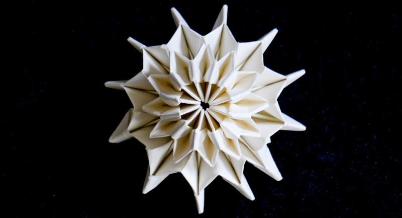 Bewegte Papierfaltkunst: Action-Origami für Anfänger & Fortgeschrittene