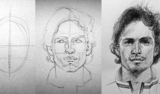 Einführung Porträtzeichnen