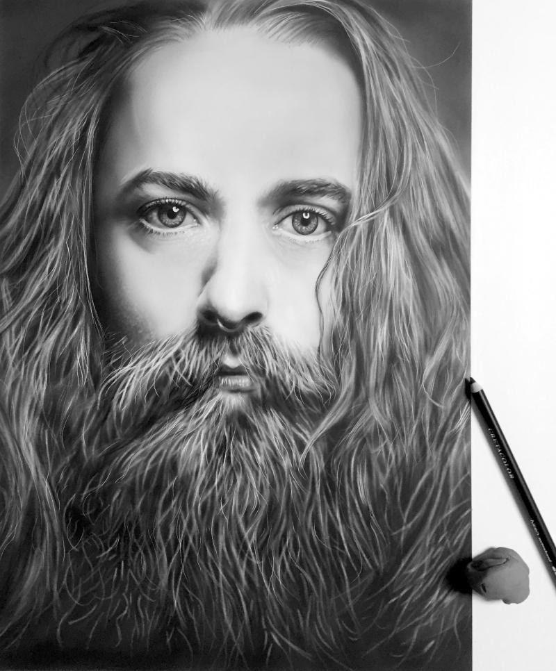 Fotorealistisches Zeichnen wie ein Profi