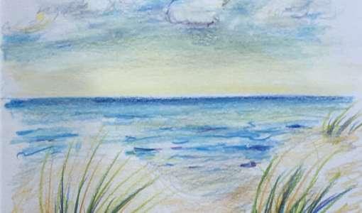 Reihe Zeichnen & Malen: Farb- und Kreidestifte für Raum und Weite